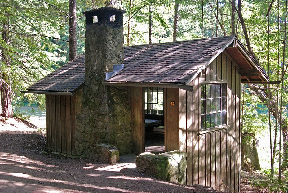 Cabins At Mendocino Woodlands