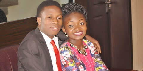 Welcome to the wedding website of Joseph Babawale and